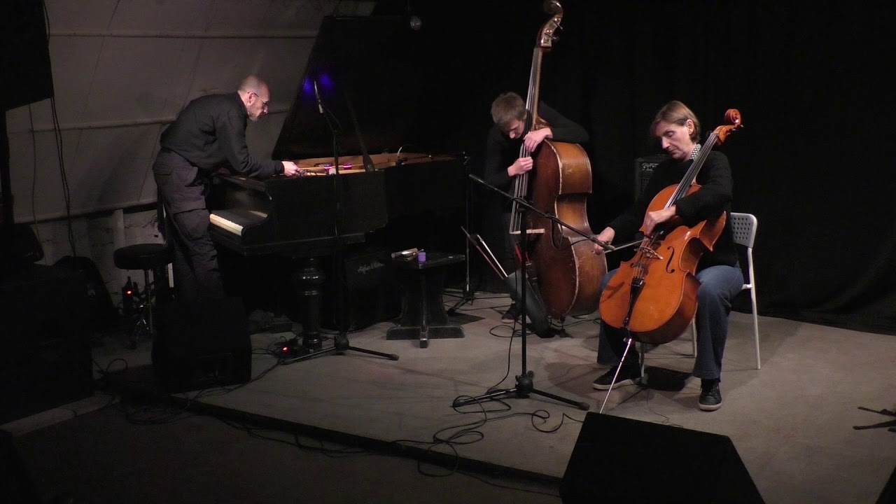 Ulrike Brand (cello) / Olga Krukovskaya (double bass) / Dmitry Shubin (piano)