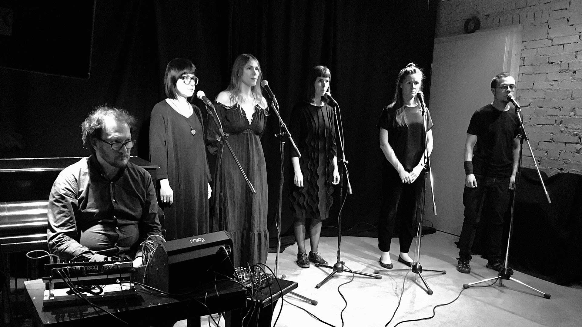 St.Petersburg Improvisers Choir, 24.06.2019