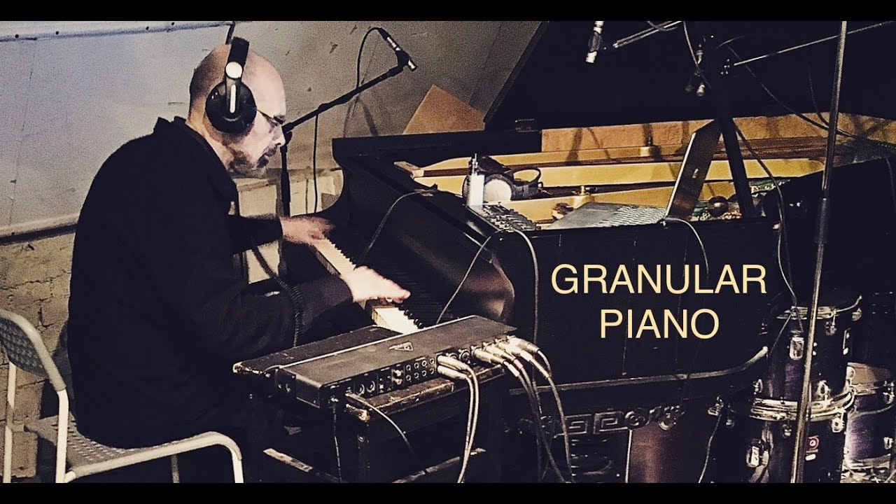 Dmitry Shubin: Granular piano